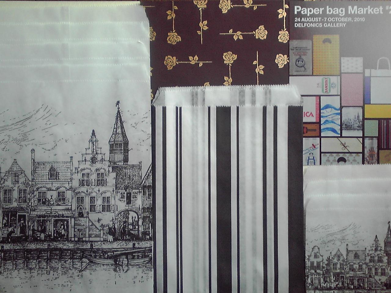 ペーパーバック·マーケット&有元利夫展