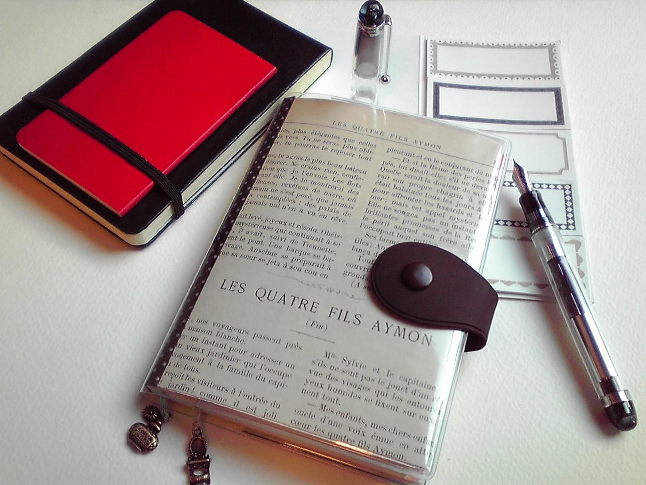 手帳の季節