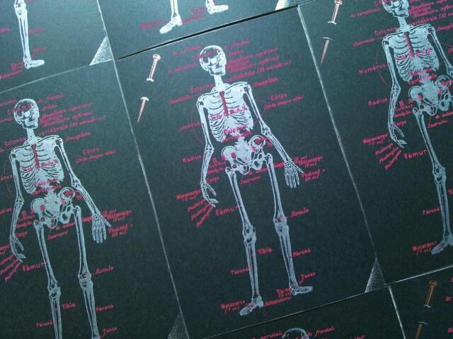 【Lykkelig】ウェブショップにポストカード3種類up!